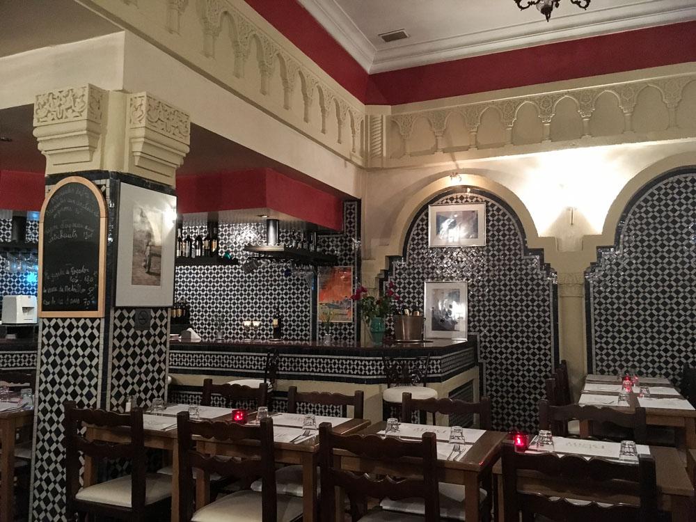 Restaurant le Petit Beur à Rabat