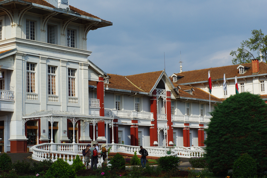Visite de la ville d'Antsirabe