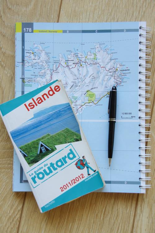 preparation road-trip islande