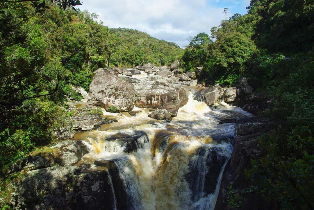Cascade de Namorona - Ranomafana