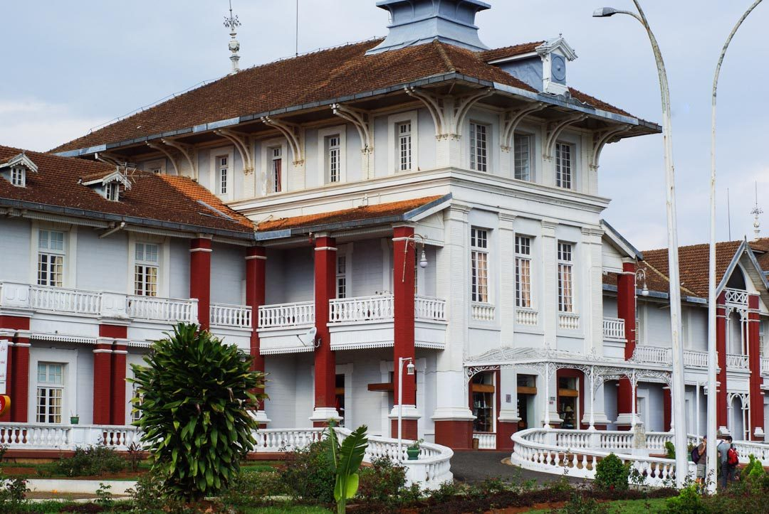 le Grand Hotel d'Antsirabe