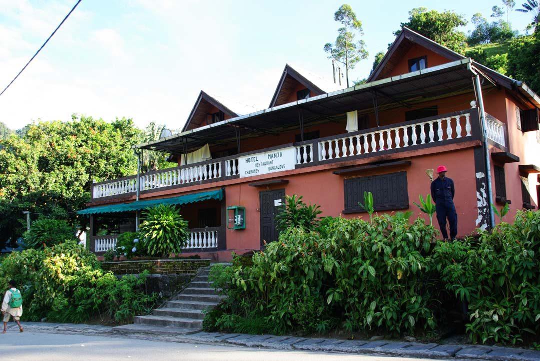 Hotal Manja - Parc Ranomafana