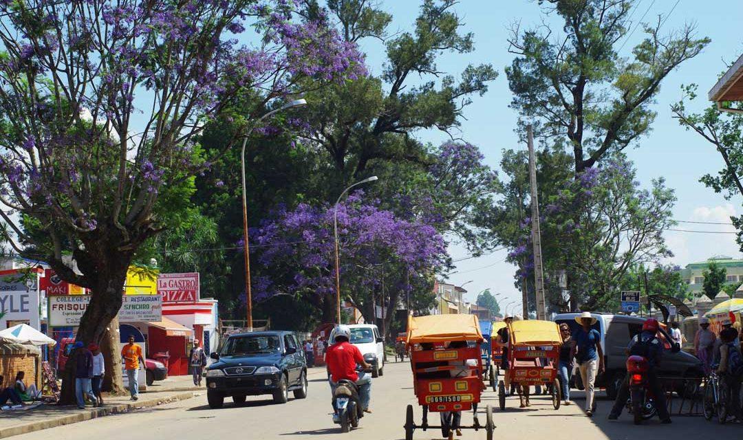 Visite d'Antsirabe à Madagascar
