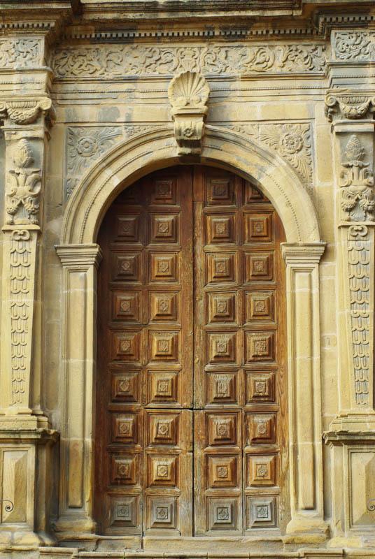 portail d'église