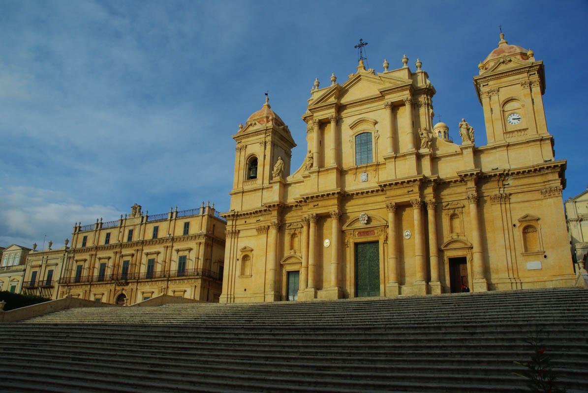 Visite de Noto : trésor baroque de Sicile