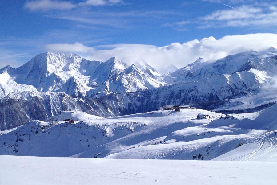 Méribel : skier au coeur des 3 vallées