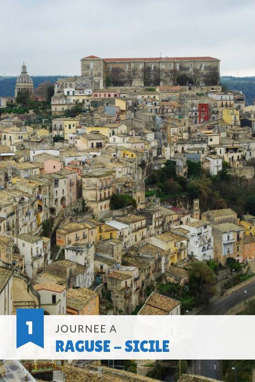 Visiter Raguse en une journée - Sicile