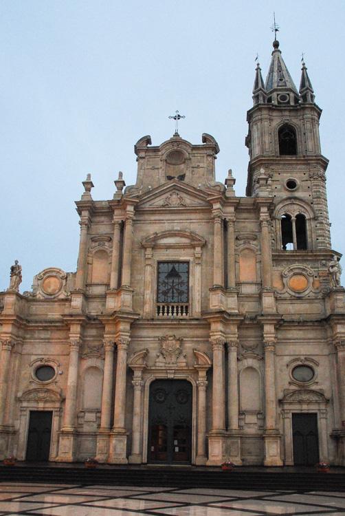 Basilique Santi Pietro e Paulo - Acireale