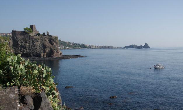 La Riviera dei Ciclopi : Acireale et Aci Castello