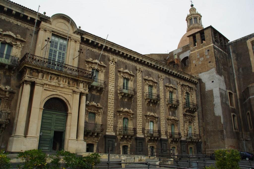 monastère bénédictin de San Nicolo l'Arena
