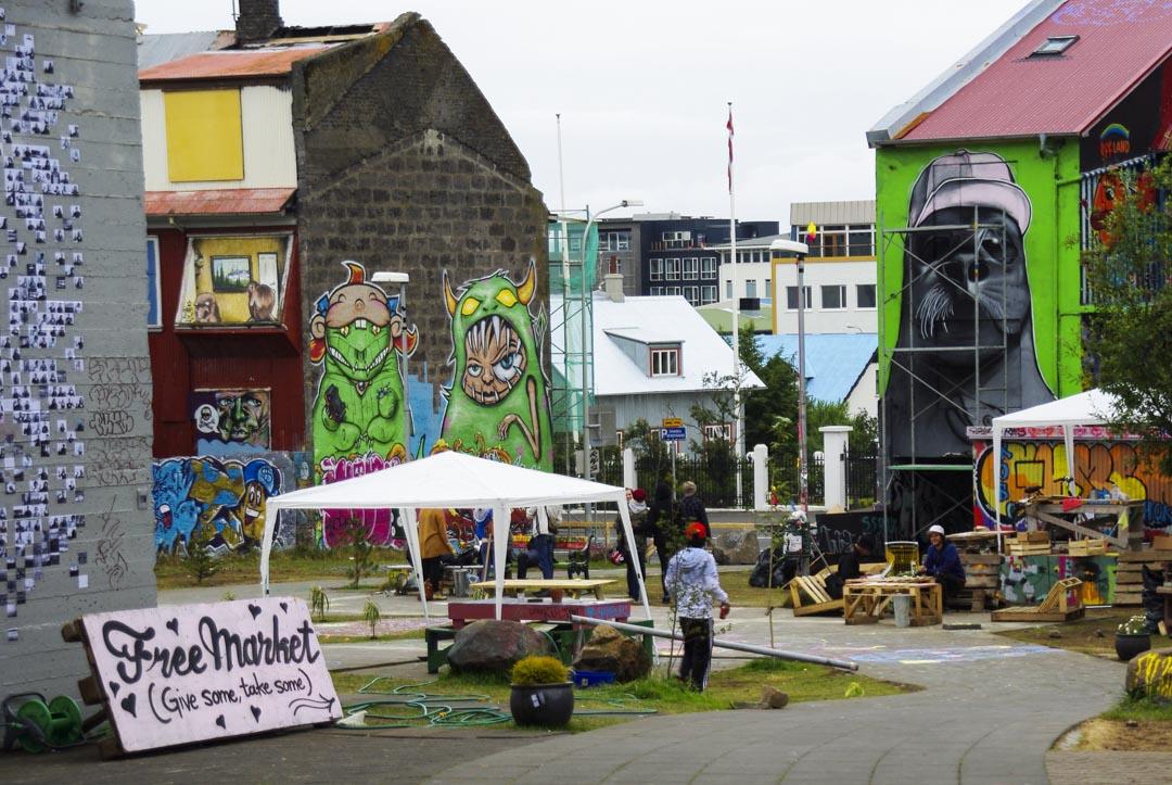 Free Market de Reykjavik