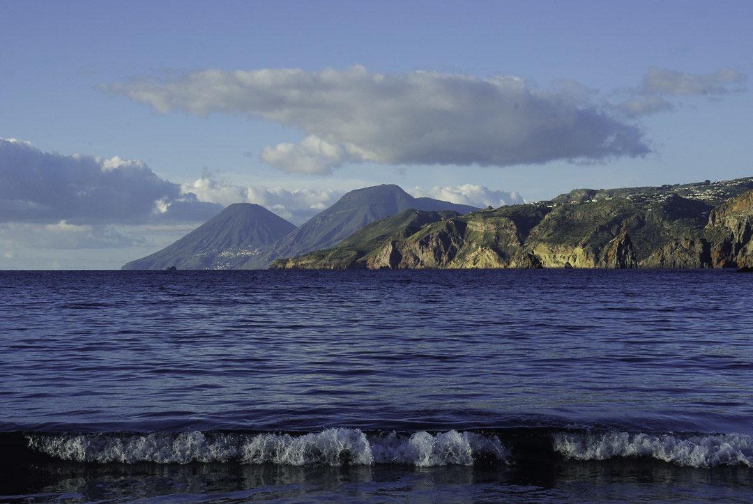ile de Salina - archipel des iles eoliennes