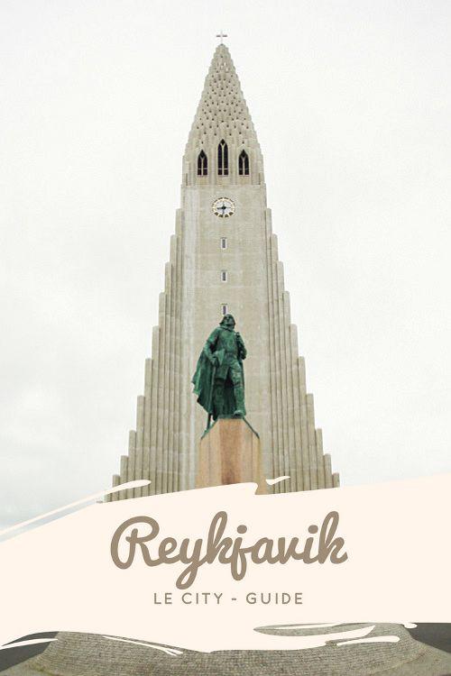 Que voir à Reykjavik ? Retrouvez mon mini-guide pour découvrir les principaux points d'intérêt de la capitale de l'Islande : la cathédrale de béton, l'opéra, le port, le musée national d'Islande...