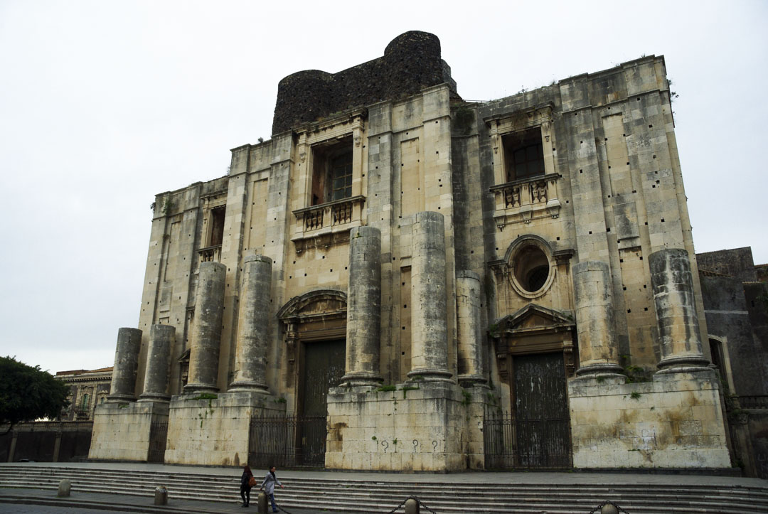 Monastère San Nicolo à Catane