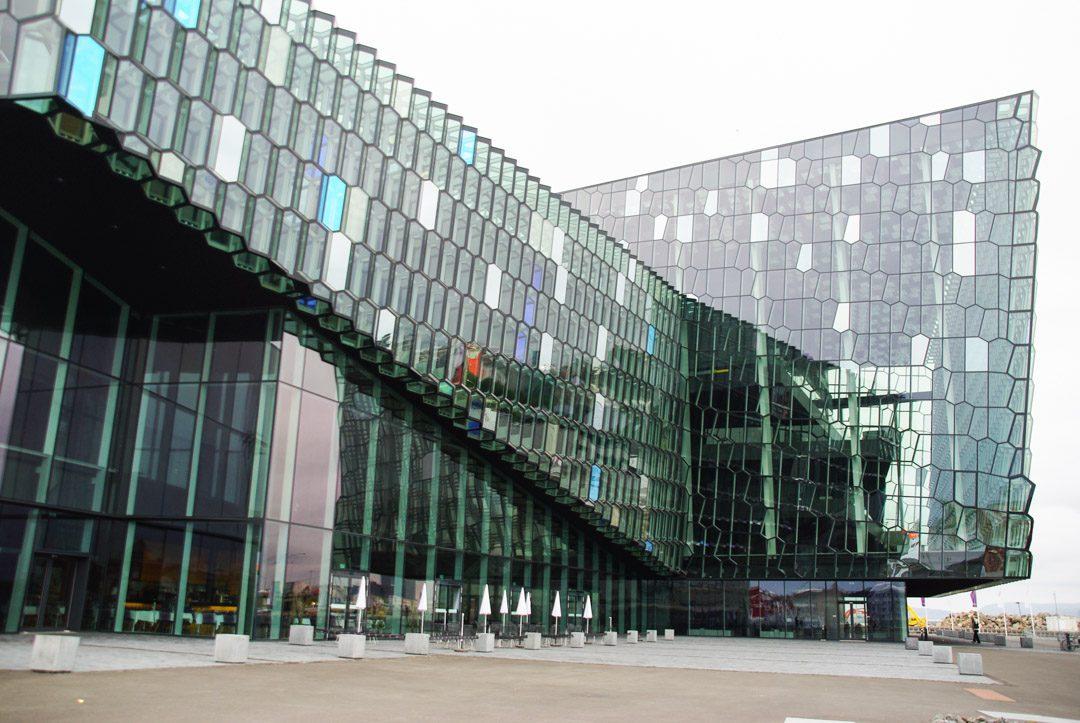 Opéra de Reyjkavik