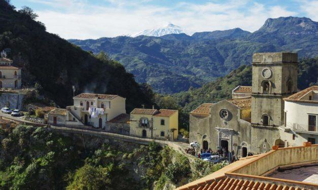 Sur les traces du Parrain dans les villages perchés siciliens