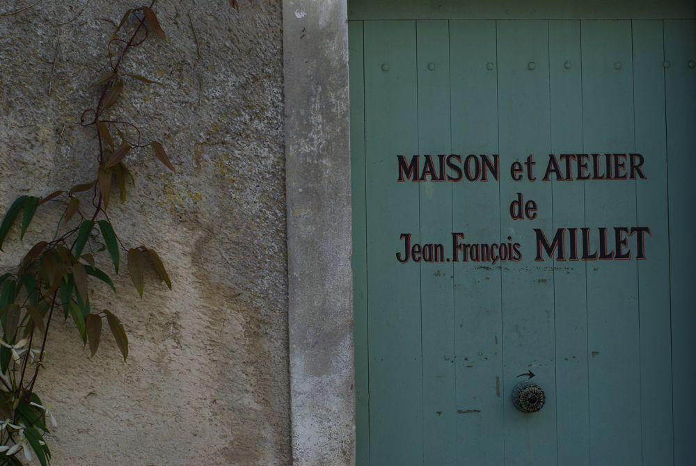 maison atelier de jean françois millet - barbizon