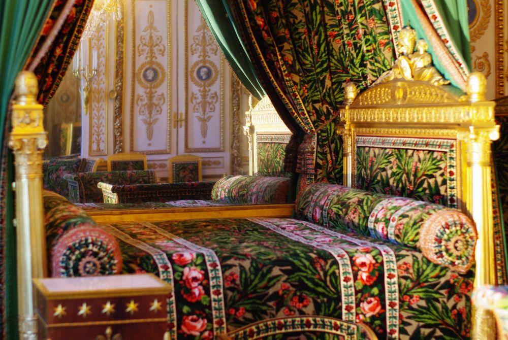 chambre - chateau de fontainebleau