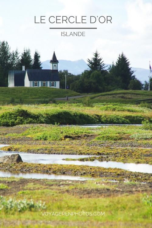 Visite du Cercle d'Or : Thingvellir, Geysir et Gullfoss - Islande