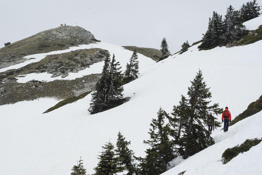 Randonnée au Pic saint michel dans le Vercors