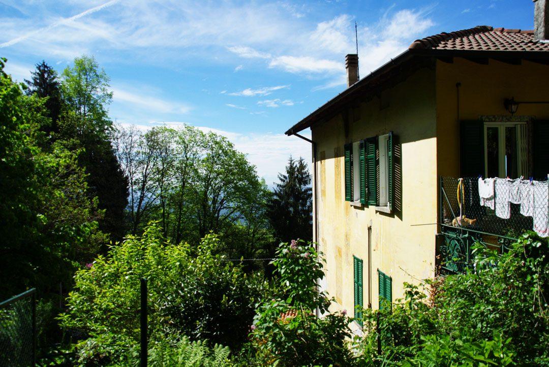 hôtel locanda Milano - Brunate