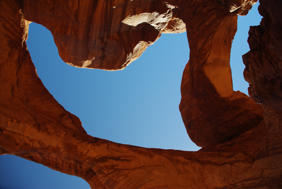 Double Arch - parc national d'Arches - Utah