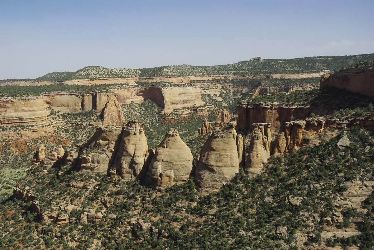 Coke Ovens Overlook - Colorado National Monument