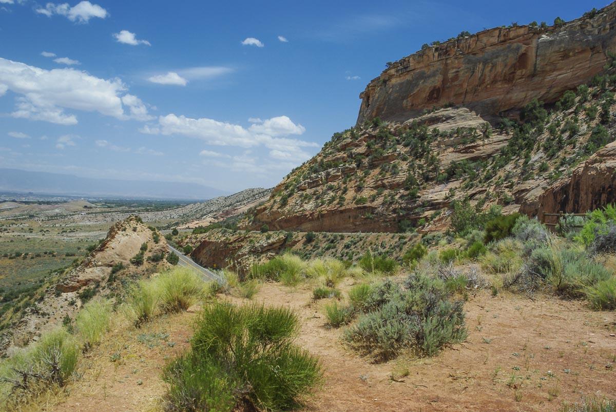 Visiter le Colorado National Monument aux Etats-Unis