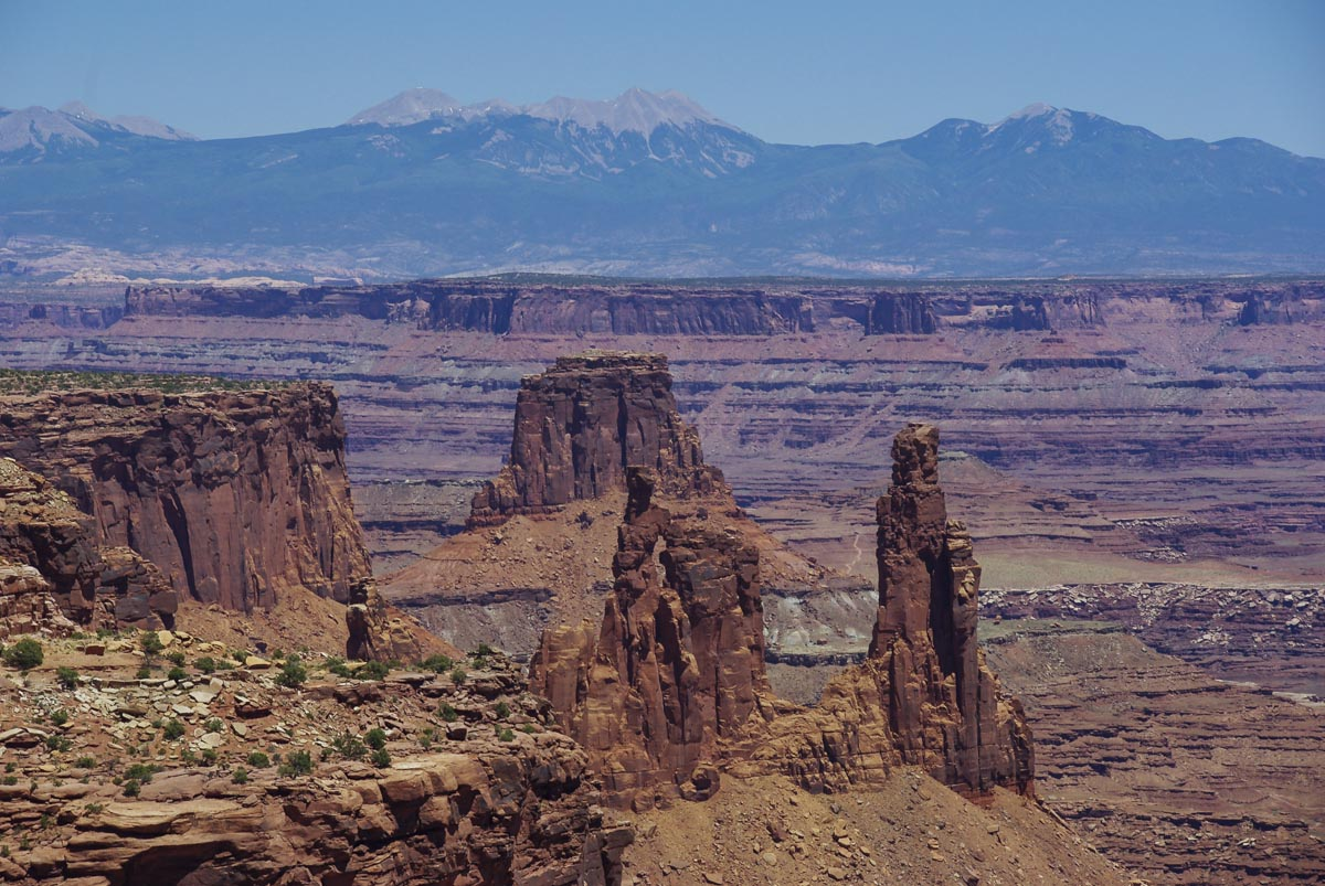 Visiter Canyonlands National Park dans l'Utah