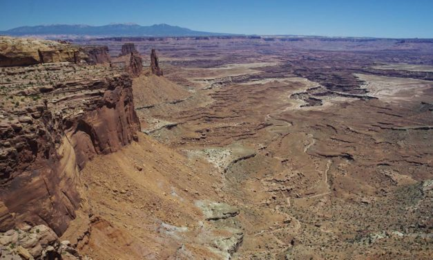 Que faire à Canyonlands National Park ?