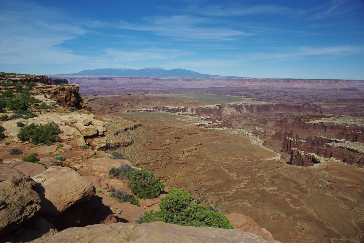 Grand View Trail - Canyonlands National Park