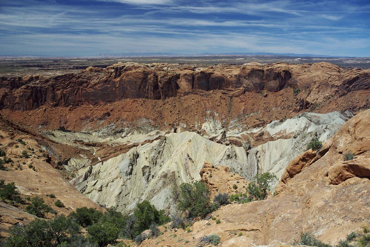 Upheaval Dome - Canyonlands National Park