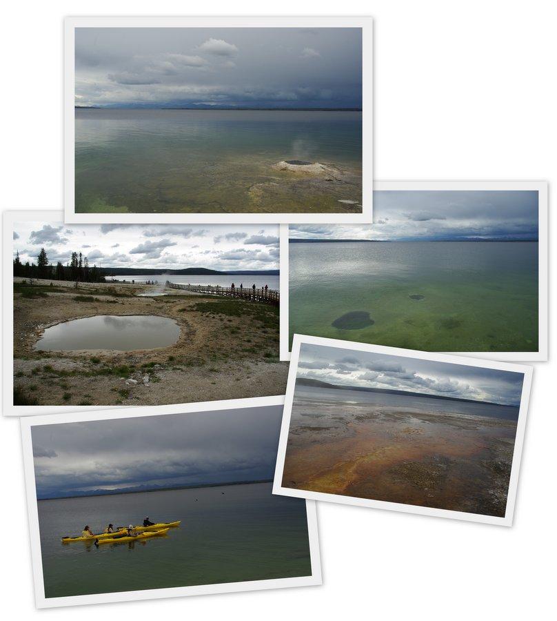 Lake Country Yellowstone