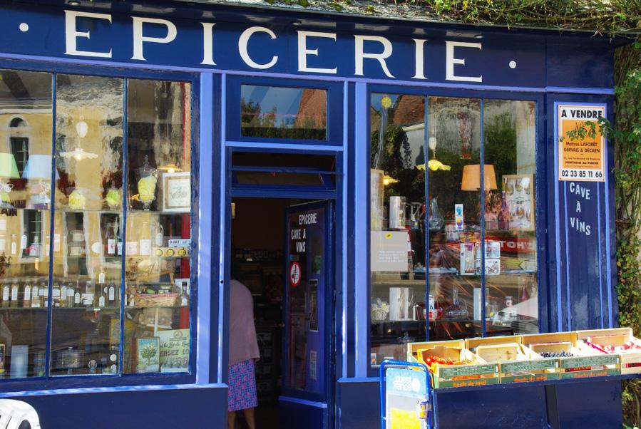 l'épicerie du village - la perrière - perche