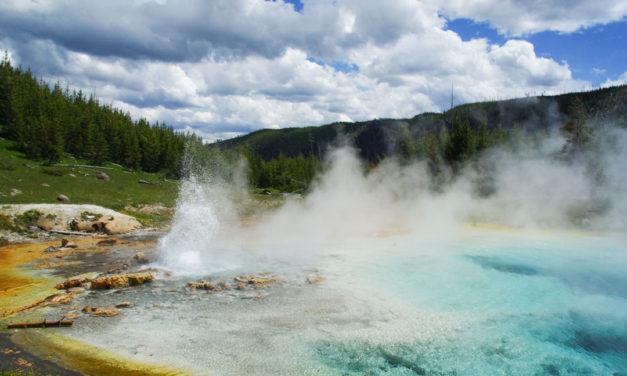3 randonnées dans le Parc National de Yellowstone