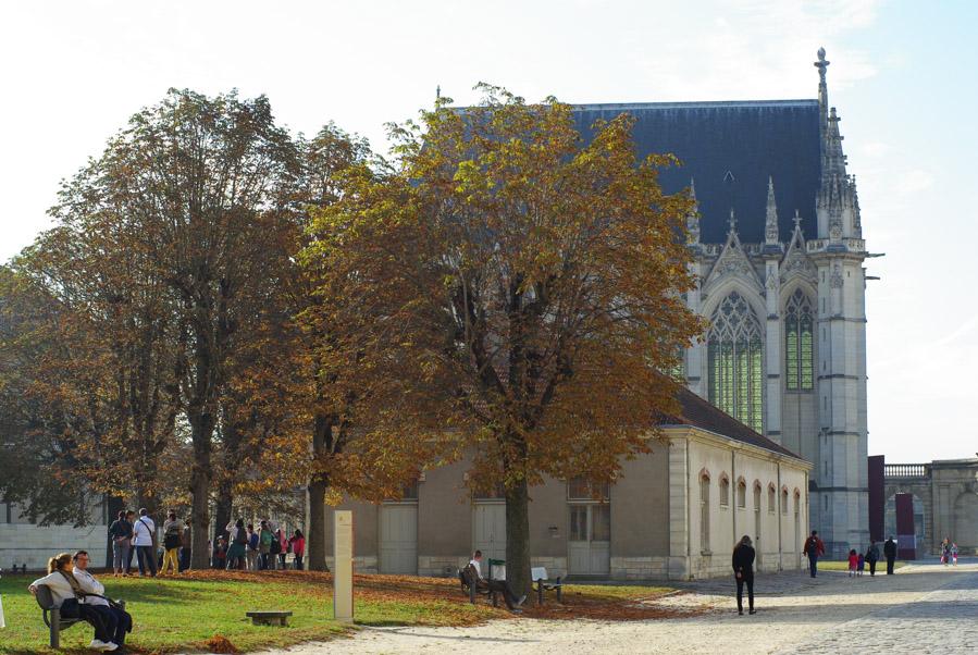 Sainte chapelle - Vincennes