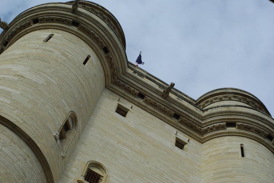 Ma visite du Château de Vincennes
