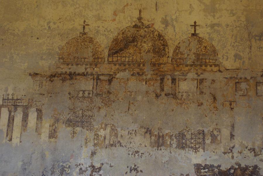 graffitis des prisonniers du donjon de Vincennes