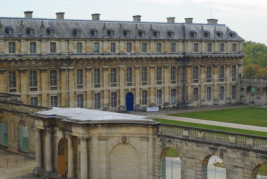 pavillons classiques du château de vincennes