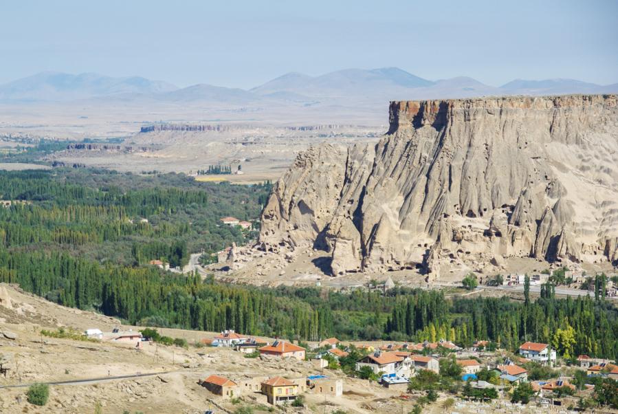 Cathedrale de Selime - Cappadoce - Turquie