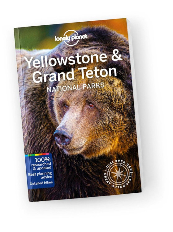 Guide Lonely Planet Yellowston et Grand Teton