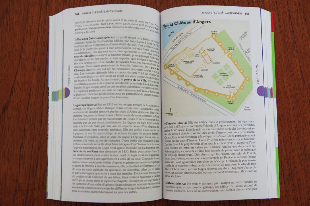 Intérieur Guide Géo Pays de la Loire