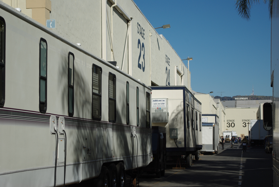 studio de cinéma Paramount