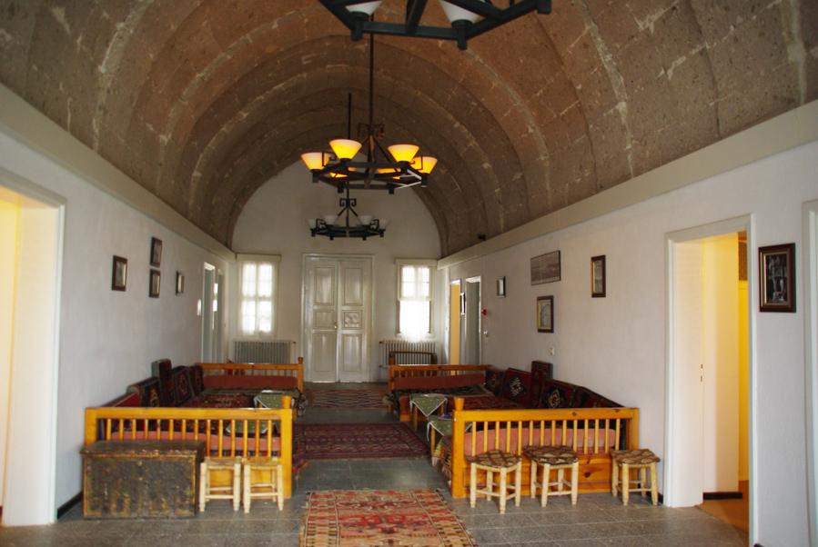 hotel karballa - cappadoce - turquie