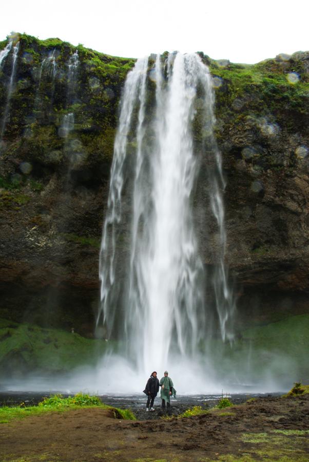 cascade Seljalandsfoss - Islande