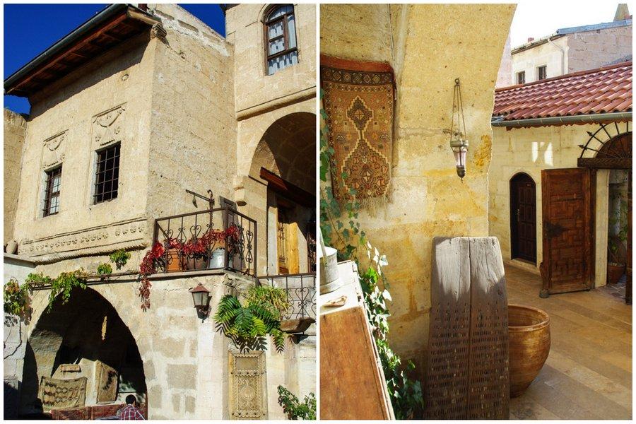 hotel kirkit Avanos - cappadoce - turquie