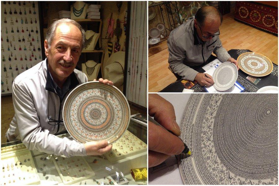 poterie Hattusa à Avanos - cappadoce - turquie