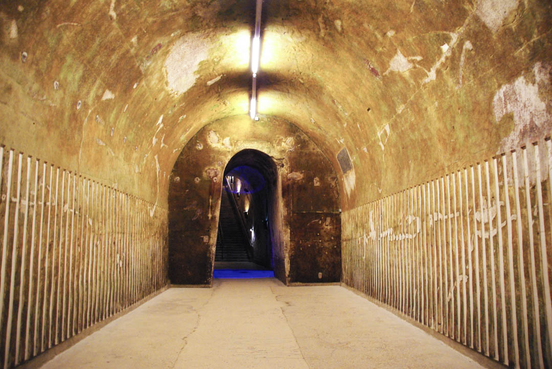 oeuvre de burren - cave pommery - reims