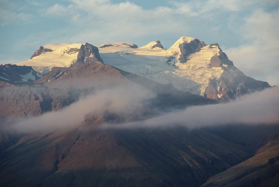 Glacier - Islande