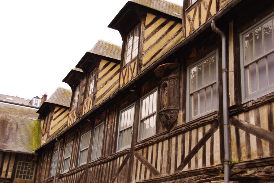 atre Saint Maclou -Rouen